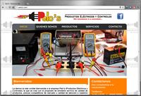 Productos Eléctricos y Controles